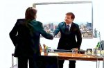 Geschäftsverhandlungen