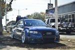 blau Audi